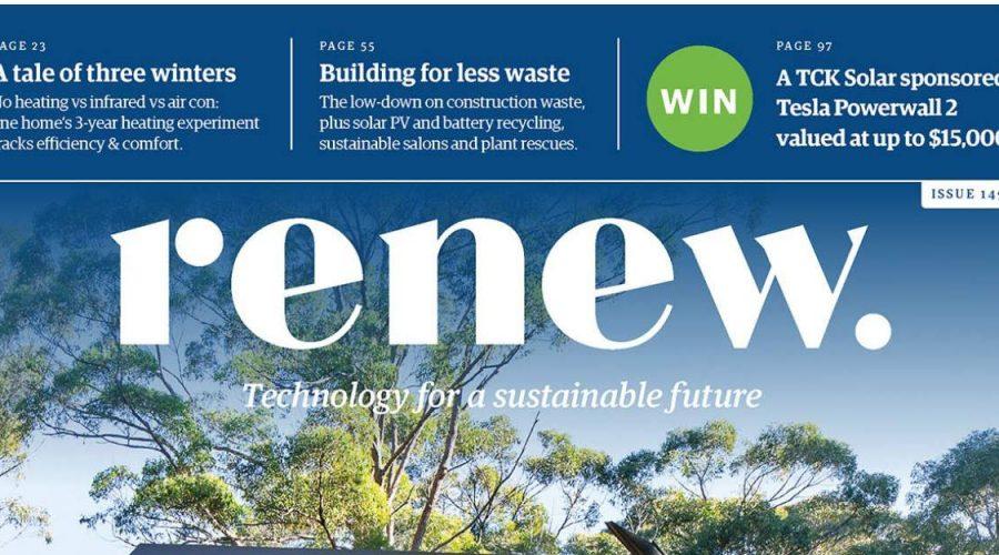 Renew Magazine Issue 149 Cropped